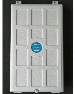 Настенна разпределителна кутия HTTB-001, 4к., 24 спл.