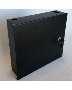 Настенна кутия, 24 SC Dx порта, неокомплектована