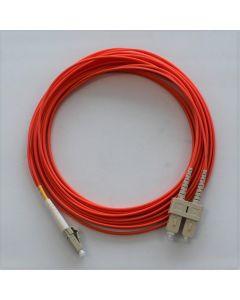 Пачкорд SC/PC-LC/PC Dx MM 50/125 15m 2.00mm