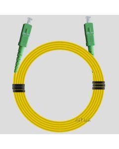 Пачкорд SC/APC-SC/APC Sx SM  0.5m 3.00mm