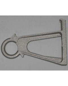 Алуминиев окачвач (конзола) за стълб ES-1500, 8kN