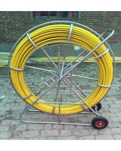 Рейка с колесар 100m/ф8mm