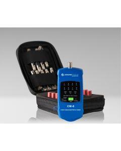 Тон-детектор за коаксиален и LAN кабел