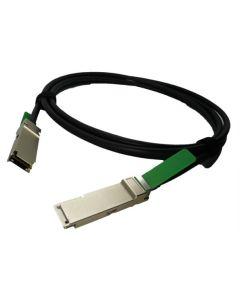 QSFP+ пач кабел, 40GB, copper, 1m
