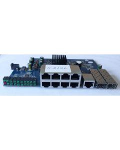 Switch 8P Gigabit+2SFP