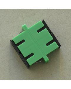 Адаптер SC/APC SM Dx, Zr, Зелен
