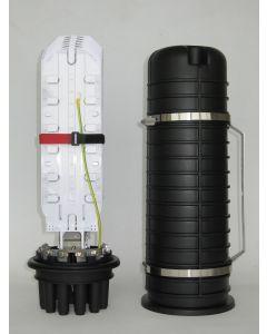 Оптична муфа GJS03 B8-B2-144, макс. 144 сплайса