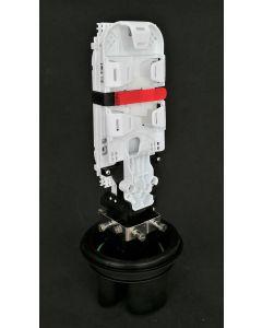 Оптична муфа GJS03 A4-S1-48 с отсег за тубички, макс. 96 сплайса