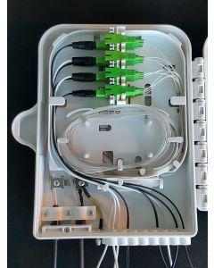 Държач за адаптери за настенна кутия 7.6328