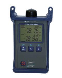 OPM4-4D Измервател на оптична мощност, InGaAs, +26/-50dB